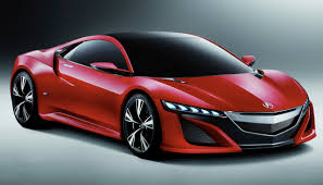 The Acura Small NSX. Size Still Matters.