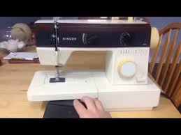 Singer Sewing Machine 1970