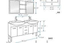 standard bathroom vanity height. Manificent Art Bathroom Vanity Height Standard Prepossessing Concept Fireplace