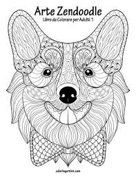 Arte Zendoodle Libro Da Colorare Per Adulti 1 By Nick Snels