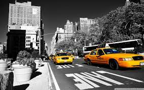 New York Taxi Ultra HD Desktop ...