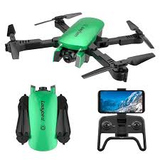 R8 Foldable WIFI FPV RC Drone Quadcopter with Ultra HD Camera ...