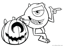 Monster Color Pages Cookie Monster Coloring Pages Preschool Free
