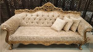 Royal Sofa Set Designs In India 156 Designer Sofa Set 100 Handcrafted In India Affordable Luxury Aarsun Woods