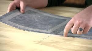 install vinyl floor how to install vinyl tiles over a wood floor install vinyl flooring over
