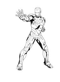 Small Picture Iron Man NetArt