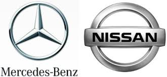 nissan logo. daimlernissan joint engine production in us begins 2014 image 82883 nissan logo