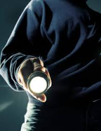 Image result for man with flashlight