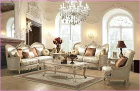 Traditional Living Room Sets Large Furniture Italian