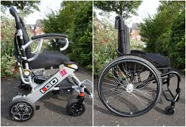 Pride I-Go Portable Powerchair Review And Tips - When Tania Talks