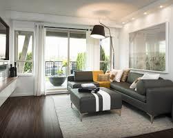 good looking home interior decoration using black hard wood flooring fascinating living room decoration using