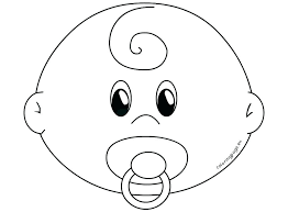 Free Mickey Mouse Template Download Smiley Face Coloring Page Colouring Appealing Free Download