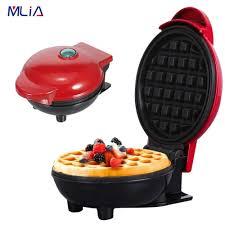Mini Bánh Khuôn Nồi Máy Nướng Điện Bánh Quế Máy Làm Bong Bóng Bánh Trứng Lò  Nướng Ăn Sáng Máy Làm Bánh Waffle Bánh Trứng Lò Nướng Chảo Eggette|Khuôn  bánh quế