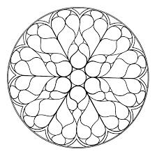 Mandalacolorareadulti13 Disegni Da Colorare Per Adulti E Ragazzi
