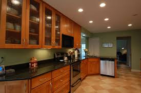 Kitchen Tile Floor Kitchen Amazing Kitchen Flooring Cork Options With Yellow Shade