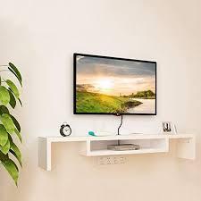 wall shelves living room