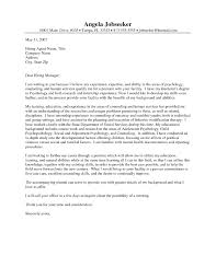 Entry Level Engineering Cover Letter No Experience By Angela