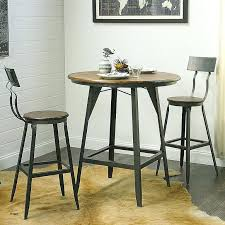 kitchen bar table round bar height table kitchen bar table and chairs high top bar table