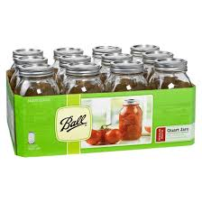 ball 16 oz mason jars. ball® set of 12 1 quart (32 oz.) regular mouth canning jar ball 16 oz mason jars