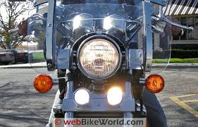 motorcycle driving lights webbikeworld motorcycle driving lights turned on