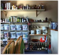 Kitchen Storage Shelves Ideas How To Organize Your Pantry For Less Than 50 Ikea Pax Wardrobe