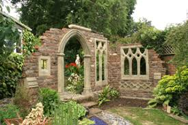 Small Picture Garden Dreams cool website for getting your own Gothic folly