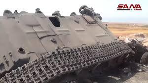 Syria tung video tiêu diệt phiến quân, bắn cháy xe tăng ở Idlib -  Baogiaothong.vn