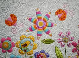Free Motion Quilting ~ Home Machine Tips | Sew Mama Sew & #QMIIKellie1.jpg title= What is Free Motion ... Adamdwight.com