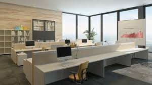 should your small business have an open floor plan office small business trends