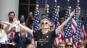 The U.S. Women's World Cup–<b>winning</b> soccer team will earn just 18 ...