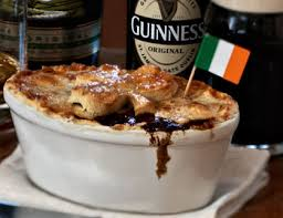 beef and guinness pie food ireland