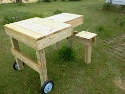 The Absolute Best Portable Shooting Bench  Dave Campbell OutdoorsPlans For Portable Shooting Bench