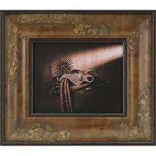 on framed western wall art with santa barbara bit framed wall art