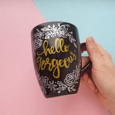Artworks with a coffee theme (a concept site for desiree). Decorating Diy Mug With Acrylic Paint Artistro Painting Guide