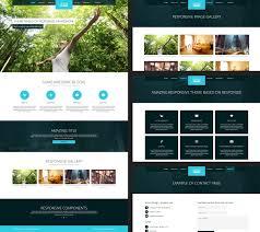 Free Template Responsive Design Free Responsive Design Template Business Website Templates