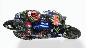 2021 Monster Energy Yamaha YZR-M1 - Fabio Quartararo - 20 - On Bike