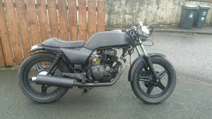 honda cafe racer motorbikes scooters for sale gumtree