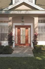 ODL Cadence Door Glass Insert full light glass option on door