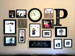family frame collage ily photo arrangements on wall decorative frames photos picture hanging family frame collage picture