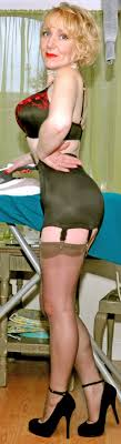 336 best Ladies in girdles and stockings images on Pinterest