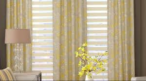 curtain over blinds | Gopelling.net