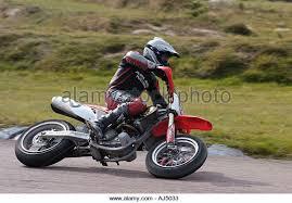 supermoto motorcycle racing stock photos supermoto motorcycle