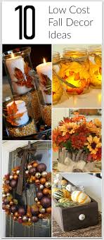 Image Mantel 10 Great Fall Decor Ideas That Are Low Cost And Only Take Few Minutes This Website Has Hundreds Of Other Diy Tutorials For The Home Pinterest 10 Cheap And Easy Fall Decor Ideas Painted Furniture Ideascom