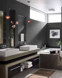 modern bathroom lighting ideas. Scavo Pendant By Tech Lighting. #lighting #modern #modernlighting #bathroom #bathroomlighting Modern Bathroom Lighting Ideas E
