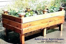 raised garden box raised garden planter raised planter box raised gardening boxes fabulous raised garden planter