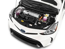 2015 Toyota Prius V Engine photo on Automoblog.net