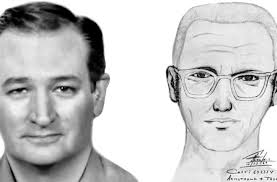 Image result for ted cruz zodiac killer