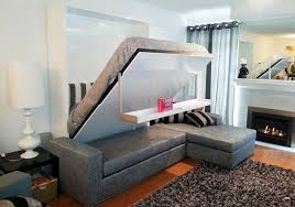 livingroom wall murphy sofa comfortable southbaynorton with outstanding diy nyc underneath and desk to