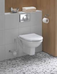 Bathroom, Nice Looking Wall Mount Toilet Tank Design Ideas With Amazing  White Ceramic Material And