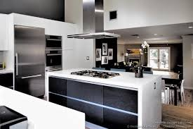 image of contemporary kitchen island design
